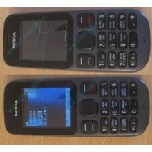 Телефон Nokia 101 Dual SIM (чёрный) - Киров