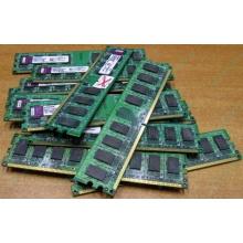ГЛЮЧНАЯ/НЕРАБОЧАЯ память 2Gb DDR2 Kingston KVR800D2N6/2G pc2-6400 1.8V  (Киров)