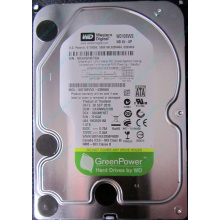 Б/У жёсткий диск 1Tb Western Digital WD10EVVS Green (WD AV-GP 1000 GB) 5400 rpm SATA (Киров)