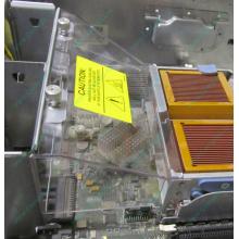 Прозрачная пластиковая крышка HP 337267-001 для подачи воздуха к CPU в ML370 G4 (Киров)