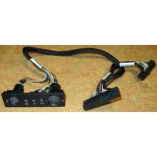 HP 224998-001 в Кирове, кнопка включения питания HP 224998-001 с кабелем для сервера HP ML370 G4 (Киров)