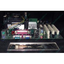 Комплект: плата Intel D845GLAD с процессором Intel Pentium-4 1.8GHz s.478 и памятью 512Mb DDR1 Б/У (Киров)