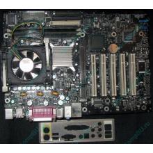 Материнская плата Intel D845PEBT2 (FireWire) с процессором Intel Pentium-4 2.4GHz s.478 и памятью 512Mb DDR1 Б/У (Киров)